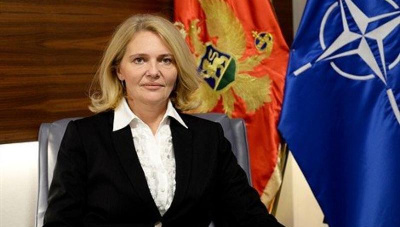 HOĆE DA JE GONI KRIVIČNO: Novi skandal u Crnoj Gori - tužilac Katnić traži ukidanje imuniteta ministarki odbrane!