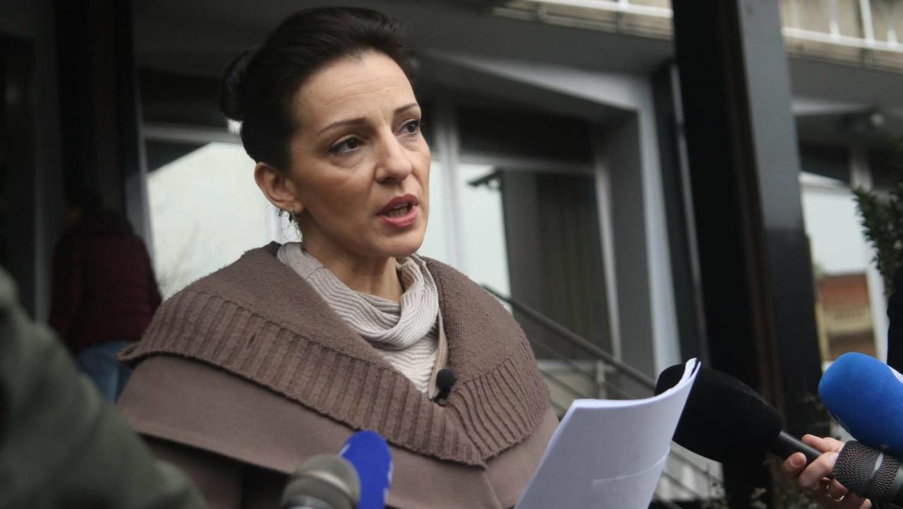 Marinika Tepić tužila Brnabić i članove Kriznog štaba jer zakonska komisija nikada nije osnovana